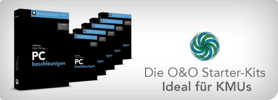 Die O&O Starter Kits Ideal für kleine und mittelständische Unternehmen