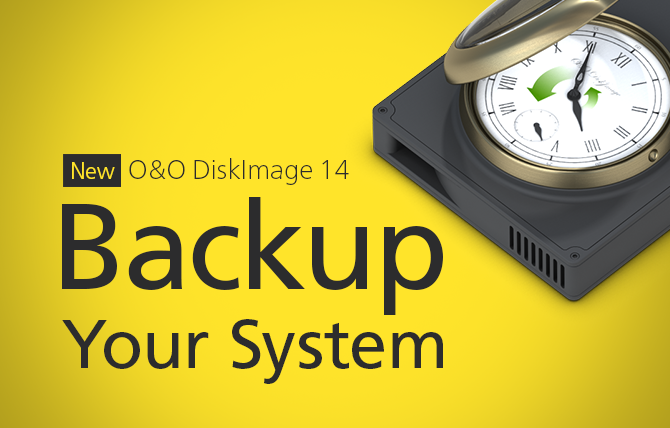 NEW! O&O DiskImage 14 For Business: Now With VHDX Support